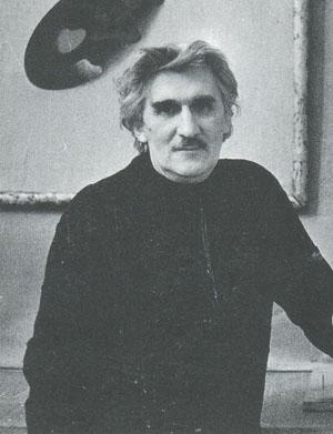 Портрет Владимира Немухина